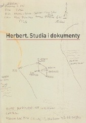 Okładka książki Herbert. Studia i dokumenty Zbigniew Herbert
