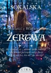 Okładka książki Żertwa Anna Sokalska