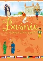 Okładka książki Baśnie z różnych stron świata Joanna Laskowska