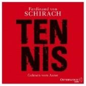Okładka książki Tennis Ferdinand von Schirach