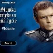 Okładka książki Oblężenie Andrzej Zbych