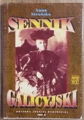 Okładka książki Sennik galicyjski Anna Strońska