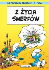 Okładka książki Z życia Smerfów Peyo