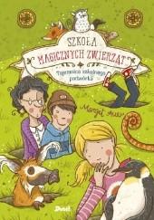 Okładka książki Tajemnica szkolnego podwórka Margit Auer