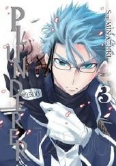 Okładka książki Plunderer #3 Minazuki Suu