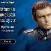 Okładka książki Spotkanie na zamku Andrzej Zbych