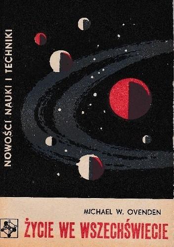 Okładka książki Życie we Wszechświecie Michael Ovenden