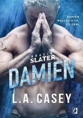 Okładka książki Damien L.A. Casey