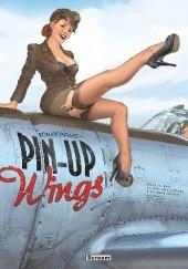 Okładka książki Pin-Up Wings. Artbook