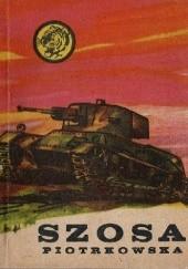 Okładka książki Szosa piotrkowska Leszek Moczulski