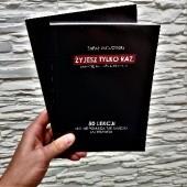 Okładka książki Żyjesz tylko raz. Rafał Wicijowski
