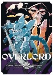 Okładka książki Overlord #7 Maruyama Kugane,Fugin Miyama