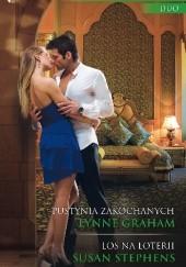 Okładka książki Pustynia zakochanych, Los na loterii Lynne Graham,Susan Stephens