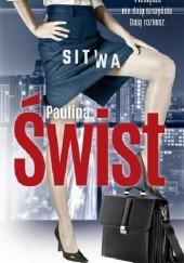 Okładka książki Sitwa Paulina Świst