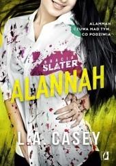 Okładka książki Alannah L.A. Casey