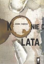 Okładka książki Koniec lata Joanna Żabnicka