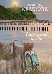 Okładka książki Lato wśród wydm Agnieszka Krawczyk