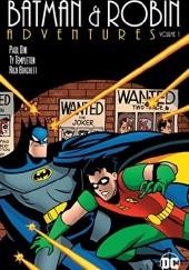 Okładka książki Batman & Robin Adventures Vol. 1 Paul Dini,Ty Templeton,Tim Harkins,Brandon Kruse
