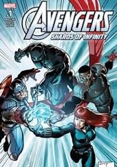 Okładka książki Avengers: Shards of Infinity Ralph Macchio,Andrea di Vito