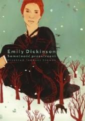 Okładka książki Samotność przestrzeni Emily Dickinson