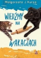 Okładka książki Wiedźmy na wakacjach Małgorzata J. Kursa