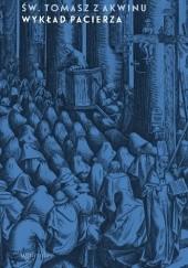Okładka książki Wykład pacierza Tomasz z Akwinu