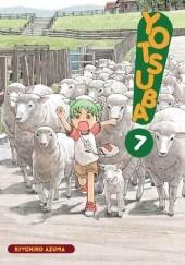 Okładka książki Yotsuba! #7 Kiyohiko Azuma