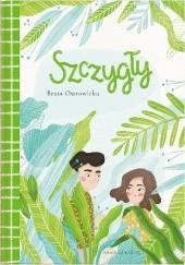 Okładka książki Szczygły Beata Ostrowicka