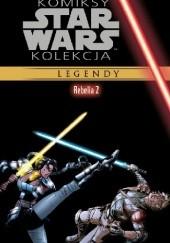 Okładka książki Star Wars: Rebelia #2 Glasser William,Colin Wilson,Brandon Badeaux,Dustin Weaver,Jeremy Barlow,Rob Williams,Michel Lacombe