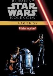 Okładka książki Star Wars: Dziedzic Imperium #1 Mike Baron,Olivier Vatine,Kevin Nowlan,Pamela Rambo,Fred Blanchard,Isabelle Rabarot,Terry Doosan