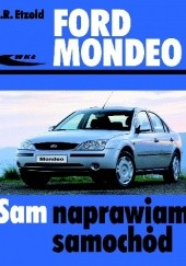 Okładka książki Ford Mondeo