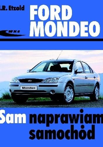 Okładka książki Ford Mondeo Hans Rudiger Etzold