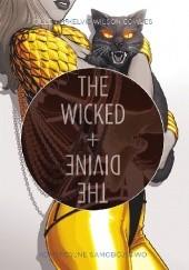 Okładka książki The Wicked + The Divine - 3 - Komercyjne Samobójstwo Kieron Gillen,Jamie McKelvie,Matt Wilson