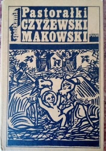 Okładka książki Pastorałki Tytus Czyżewski
