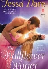 Okładka książki The Wallflower Wager Tessa Dare