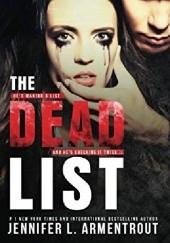 Okładka książki The Dead List J. Lynn