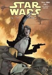 Okładka książki Star Wars Komiks 3/2019 Star Wars – Walka o kryształy. Salvador Larroca,Kieron Gillen