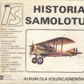 Okładka książki Historia samolotu