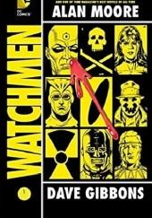 Okładka książki Watchmen Alan Moore,Dave Gibbons