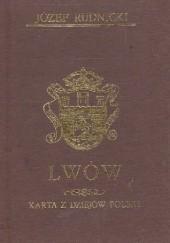 Okładka książki Lwów. Karta z dziejów Polski Stefan Mękarski