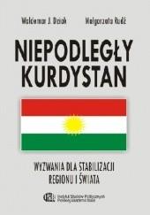 Okładka książki Niepodległy Kurdystan. Wyzwania dla stabilizacji regionu i świata Waldemar Dziak,Małgorzata Rudź