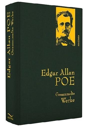 Okładka książki Gesammelte Werke Edgar Allan Poe