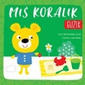 Okładka książki Miś Koralik. Guzik Grażyna Nowak-Balcer
