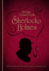 Okładka książki Sherlock Holmes Arthur Conan Doyle