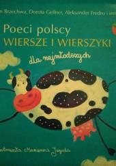 Okładka książki Poeci polscy. Wiersze i wierszyki dla najmłodszych. Dorota Gellner,Aleksander Fredro