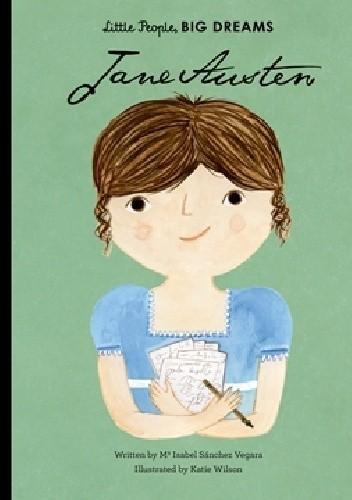 Okładka książki Jane Austen Maria Isabel Sanchez Vegara,Katie Wilson