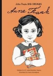 Okładka książki Anne Frank