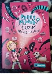 Okładka książki Penny Pepper. Luzik nic się nie stało! Ulrike Rylance