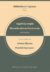 Okładka książki Angielska utopia literacka okresu Oświecenia autor nieznany,Artur Blaim,Patricia Sørensen,Samuel Brunt,Jasper Richardson