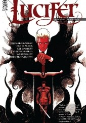 Okładka książki Lucifer Volume 3: Blood in the Streets Holly Black, Lee Garbett